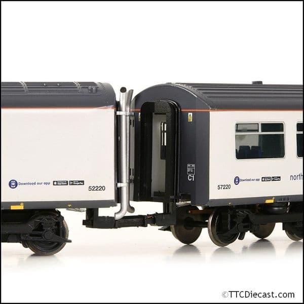 Bachmann 32-941 Class 150/2 2 Car DMU 150275 Northern, OO Gauge